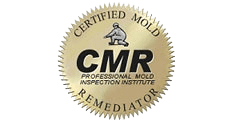 Certified Mold remidiator badge